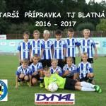 12. Kolo 2.9. 2016 Bělčice - TJ Btatná B 4 - 9 (1) – kopie
