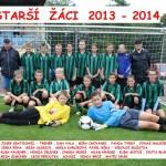 St.Žáci 2013-2014