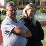 Trenér Míček a Ploutev