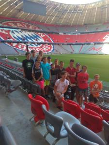 St.žáci-Allianz arena
