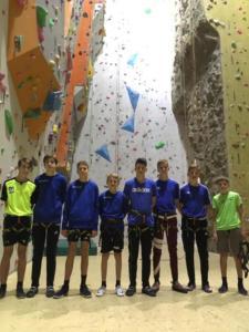 St.Žáci-lezecká stena2019